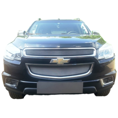 Защита радиатора Chevrolet Trailblazer 2013->